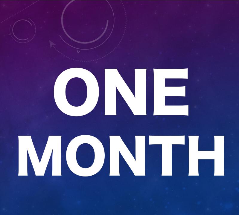 Four Weeks