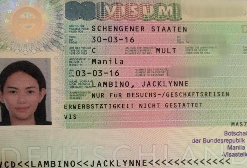 How-to-get-a-visa-to-Germany-1024x697 Sample Application Form Germany Pa Sport on